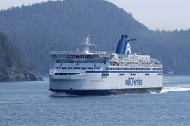BC Ferries, vessel