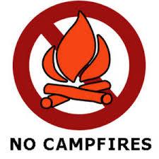 no campfires, Extreme