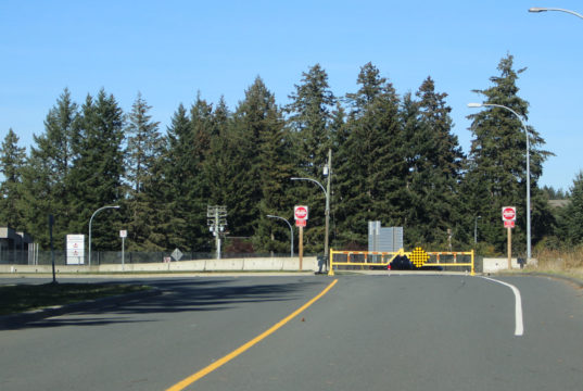 langford, spencer road, closed road, municipal road, affordable housing