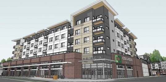 colwood corners, colwood, housing, retail, commercial space