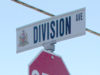 langford, engineering, road sign, division avenue, reunion avenue
