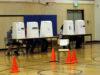 voting station, youth vote