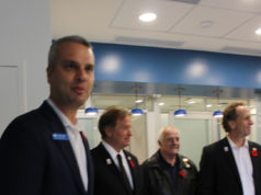 langford, health care, stew young, westshore urgent primary care centre