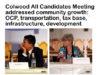 colwood, mayoral candidates, carol hamilton, rob martin