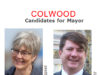 colwood, mayor, carol hamilton, rob martin