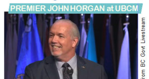 john horgan, ubcm