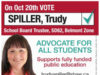 trudy spiller, sd62, trustee candidate