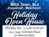 Mitzi Dean, holiday season
