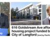 affordable housing, premier john horgan, langford mayor stew young