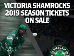 victoria shamrocks, 2019 season tickets