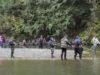salmon enhancement, sooke river