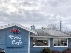 Mom's Cafe, Sooke, restaurant