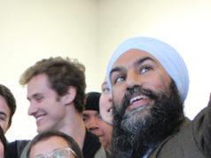 Jagmeet Singh, NDP