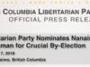 BC Libertarian, Nanaimo