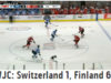 world juniors, hockey, finland vs switzerland