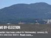 Nanaimo By-Election, elections bc