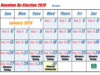 Nanaimo by-election, campaign calendar