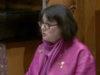 Lt Gov Janet Austin, Throne Speech
