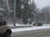 highway, snow