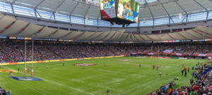 HSBC Rugby Sevens, BC Place, 2017