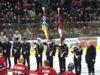 charity hockey game, Umbrella Society, Premier John Horgan, Q Centre