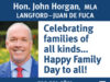 BC Premier John Horgan on Family Day