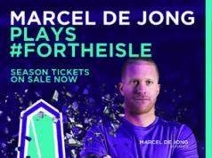 Marcel de Jong, Pacific FC, ad