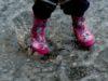 rain boots, weather