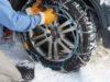 winter tires, chains