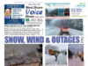 West Shore Voice News, snow days, February 8 & 15