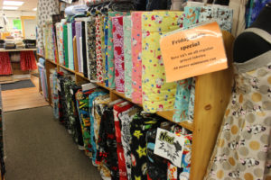 Cloth Castle, Langford, sewing, fabric, online shopping