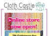 Cloth Castle, sewing, fabric, retail, Langford