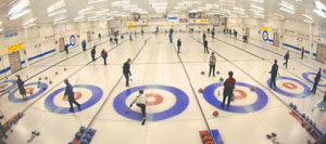curling rink, West Shore Parks & Rec, Colwood