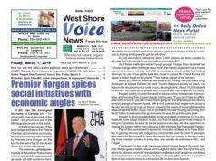 West Shore Voice News, March 1 2019