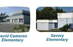 SD62 elementary schools