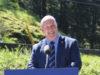 Premier John Horgan, Highway 14