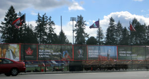 national sports capital, langford, westhills stadium