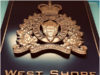 West Shore RCMP, logo