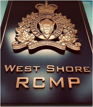 West Shore RCMP, logo