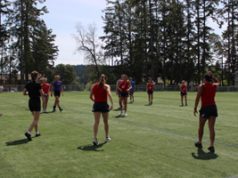 USA rugby womens sevens, Belmont Secondary