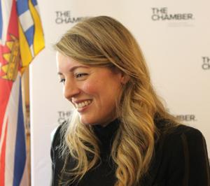 Melanie Joly, tourism