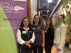 Sooke Family Resource Society, Sooke, Nicky Logins