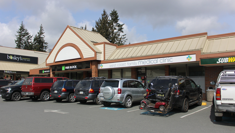 West Coast Family Medical Clinic, Sooke