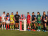 Team captains, rugby, women's sevens