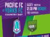 Pacific FC, York FC