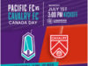 Pacific FC, Langford, July 1