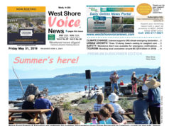 West Shore Voice News, May 31, summer 2019