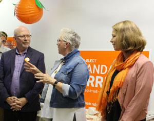 Randall Garrison, NDP, incumbent, Esquimalt-Saanich-Sooke