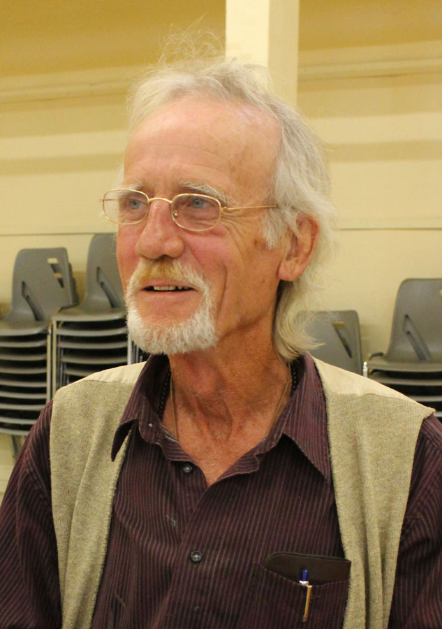 Mick Rhodes, Sooke by-election