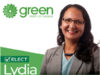 Lydia Hwitsum, Green Party candidate, Cowichan-Malahat-Langford